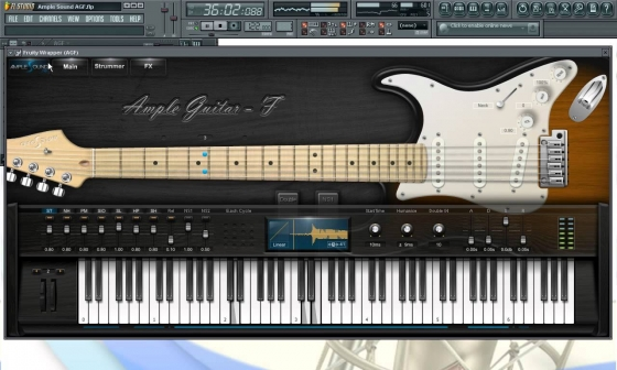 Ample Sound AGF2 v2.2.0 Update WiN/OSX Incl.Keygen-R2R